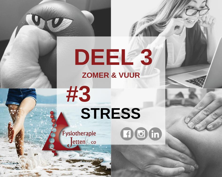 DEEL 3 # Stress